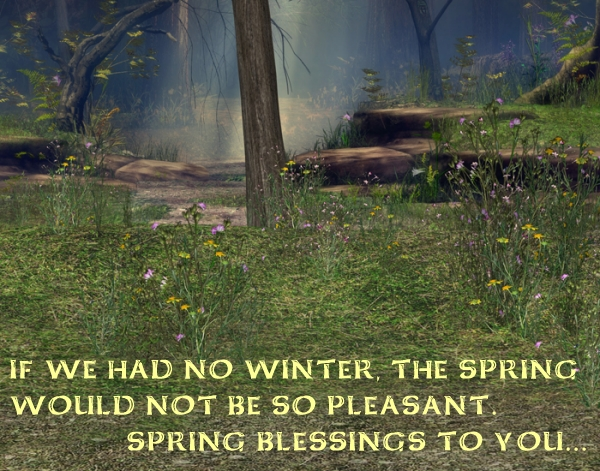 Vernal Equinox Blessing 2
