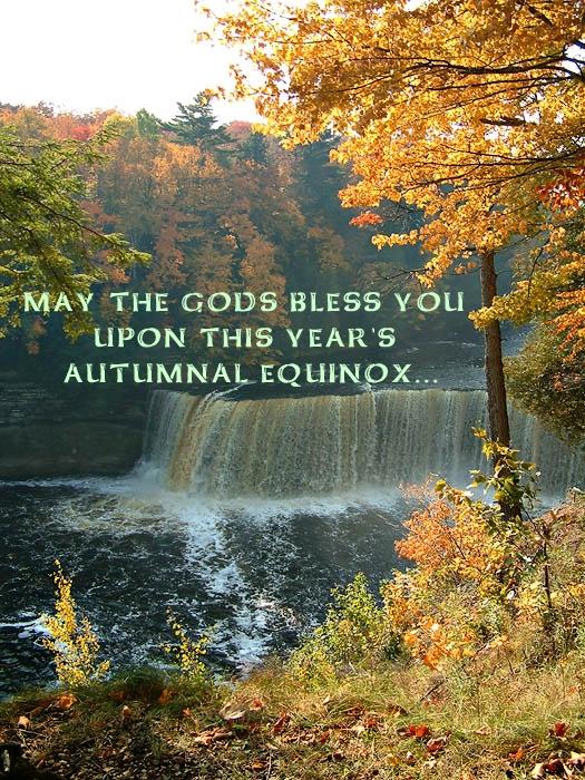 Autumn Equinox Blessing 2