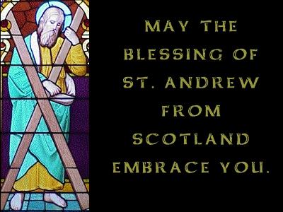 St. Andrew Blessing