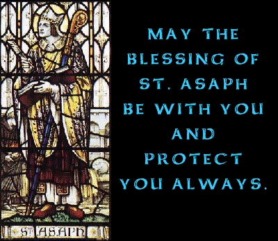 St. Asaph's Blessing