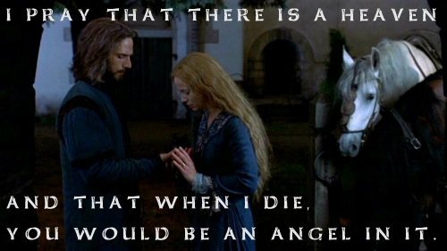You Would Be An Angel