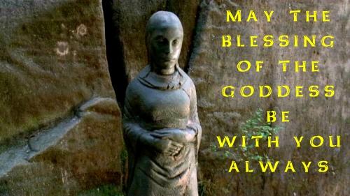 Goddess Blessing 2