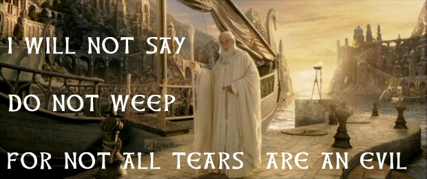 Not All Tears Are An Evil