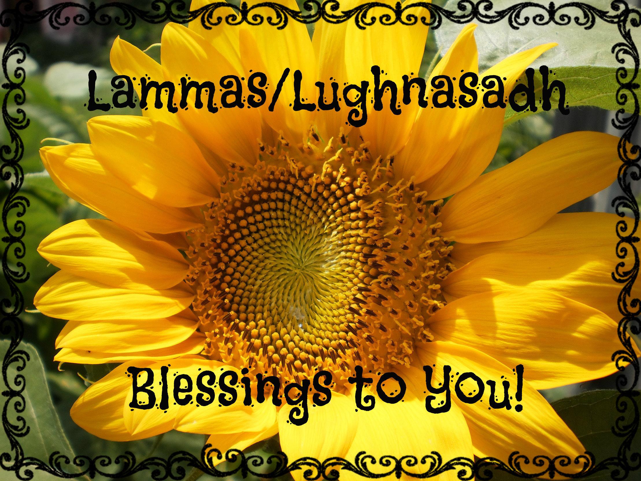 Lughnasadh Blessing