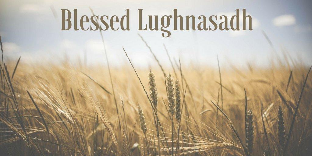 Lughnasadh Blessing 2