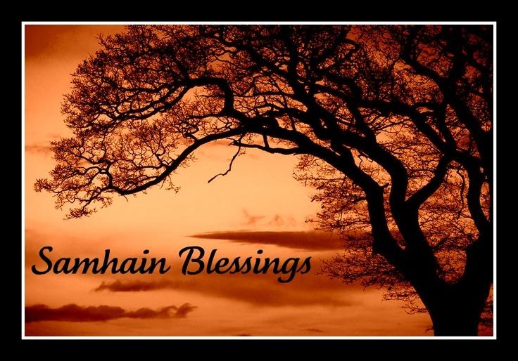Samhain Blessing